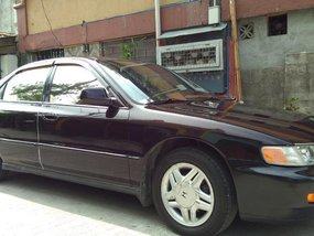 Selling 2nd Hand Honda Accord 1997 at 130000 km in Makati