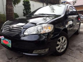 Selling Toyota Altis 2005 Automatic Gasoline in Valenzuela