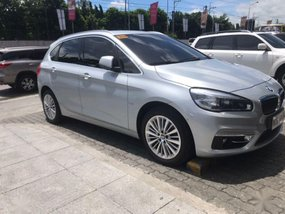 Selling Bmw 218I 2016 Automatic Gasoline in San Juan