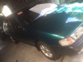 Selling Nissan Sentra 1995 Manual Gasoline in Pasig