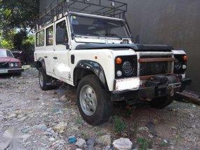 Land Rover Defender 1997 Manual Diesel for sale in Cebu City