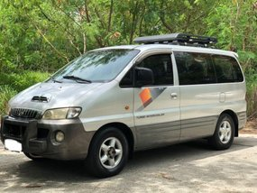 Hyundai Starex 2002 Automatic Diesel for sale in Parañaque