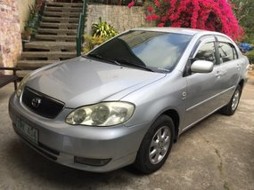 Selling 2nd Hand Toyota Corolla Altis 2003 in Baguio