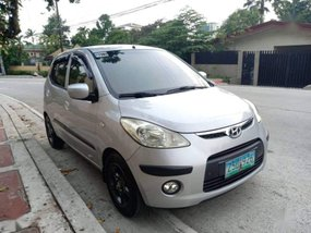 Hyundai I10 2008 Manual Diesel for sale in Manila