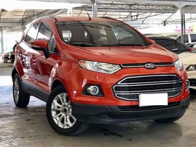 Selling 2nd Hand Ford Ecosport 2016 Automatic Gasoline at 25000 km in Makati