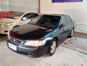 Sell Gray 2000 Honda Accord in Quezon City