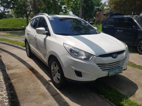 2nd Hand Hyundai Tucson 2012 for sale in Angeles