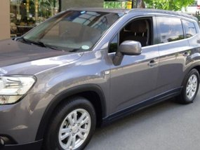 Sell 2nd Hand 2012 Chevrolet Orlando Automatic Gasoline at 46220 km in Pasig
