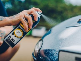 Tips & tricks to get bugs and tar off your car