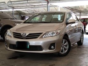 2nd Hand Toyota Altis 2012 for sale in Makati