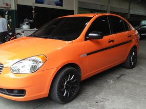 2nd Hand Hyundai Accent 2010 for sale in Quezon City