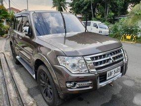 Mitsubishi Pajero 2015 Automatic Diesel for sale in Quezon City