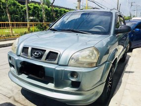 2nd Hand Hyundai Tucson 2006 for sale in Quezon City
