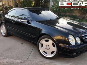 Selling 2000 Mercedes-Benz 320 Coupe for sale in Quezon City