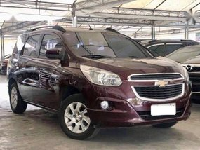 Selling 2nd Hand Chevrolet Spin 2015 in Makati