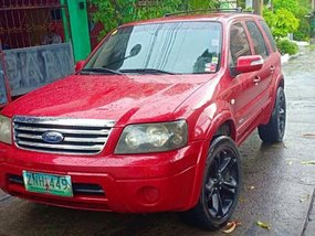 Selling 2nd Hand Ford Escape 2008 in Muntinlupa