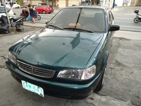 2nd Hand Toyota Corolla 2001 at 120000 km for sale