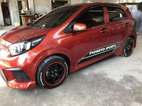 2nd Hand Kia Picanto 2015 for sale in Makati