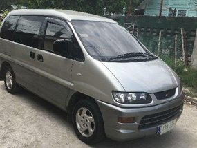 2nd Hand Mitsubishi Spacegear 2003 Automatic Gasoline for sale in Las Piñas