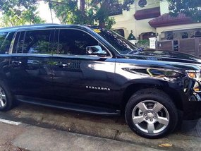 2nd Hand Chevrolet Suburban 2019 Manual Gasoline for sale in Muntinlupa