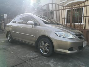 Selling Used Honda City 2007 at 78000 km in Cebu City