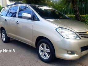 2009 Toyota Innova Automatic Diesel for sale in Metro Manila