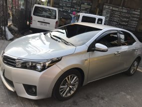 Selling 2nd Hand Toyota Corolla Altis 2013 in Makati