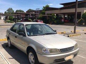 Selling Toyota Corolla 2004 Manual Gasoline in Cebu City