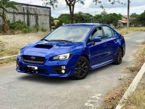 2nd Hand Subaru Wrx 2015 Automatic Gasoline for sale in Quezon City