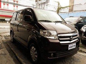 Suzuki Apv 2016 Manual Gasoline for sale in Davao City