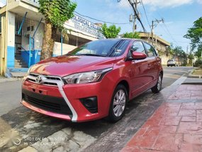 Sell 2nd Hand 2017 Toyota Yaris Automatic Gasoline at 14500 km in Quezon City