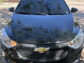 Selling Black Chevrolet Sail 2016 at 20000 km in Metro Manila