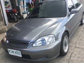 2nd Hand Honda Civic 1999 for sale in Makati