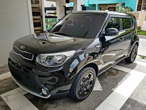 Selling 2nd Hand Kia Soul 2016 at 29000 km in Pasig
