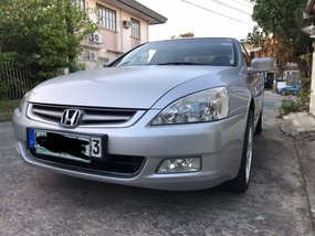 Honda Accord 2003 Automatic Gasoline for sale in Las Piñas