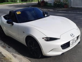 2nd Hand Mazda Mx-5 2017 for sale in Muntinlupa