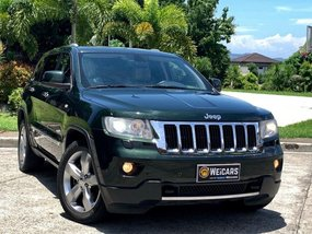 2nd Hand Jeep Cherokee 2012 at 60000 km for sale
