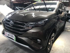 Sell 2019 Toyota Rush at Automatic Gasoline at 1600 km in Quezon City
