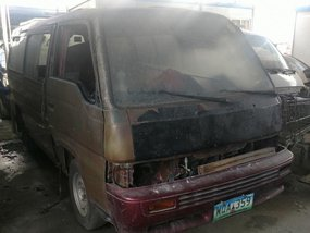 2nd Hand Nissan Urvan 2013 at 20000 km for sale