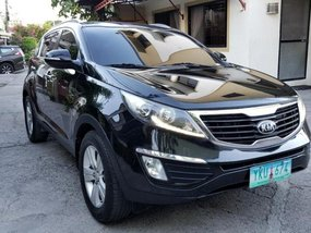 2nd Hand Kia Sportage 2013 for sale in Cebu City