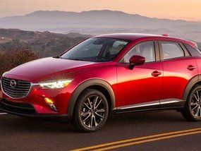 Selling Mazda Cx-3 2018 Automatic Diesel in Quezon City