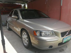 Selling 2nd Hand Volvo S60 2005 Automatic Gasoline at 42000 km in Biñan