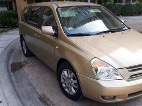 Selling 2nd Hand Kia Carnival 2010 Automatic Diesel at 69000 km in Pasig