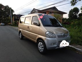 Selling 2nd Hand Baic Mz40 2017 in Quezon City
