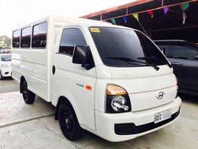 2nd Hand Hyundai H-100 2016 for sale in Mandaue