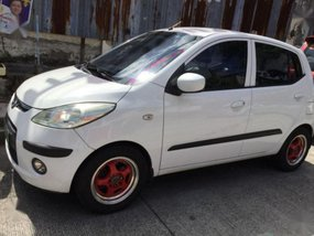 2nd Hand Hyundai I10 2009 Automatic Gasoline for sale in Quezon City