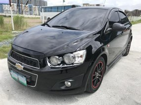 Sell 2nd Hand 2013 Chevrolet Sonic Automatic Gasoline at 47000 km in Makati