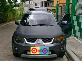 2nd Hand Mitsubishi Outlander 2007 for sale in Quezon City