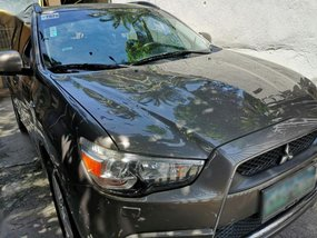 Selling 2nd Hand Mitsubishi Asx 2013 in Makati