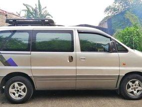 Hyundai Starex 2000 Manual Diesel for sale in Caloocan